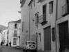 Calle Curados y Capilla de Ntro. Padre Jesús